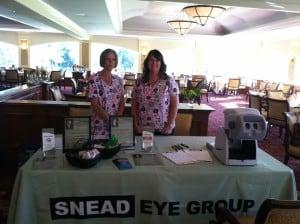 Snead Eye Group, cataract screenings, vision screenings