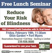 Free Lunch Seminar